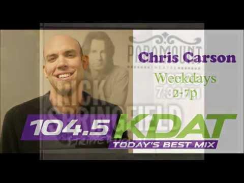Chris Carson Interviews Rick Springfield