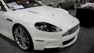 2010 Aston Martin DBS Volante Detailed Interior and Exterior Overview