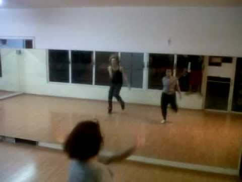 Talk that talk - Rihanna choreography by Izaak Alatorre