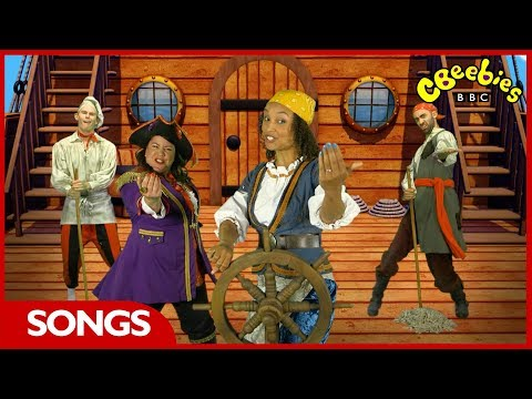 CBeebies | Swashbuckle | Join Our Crew Song