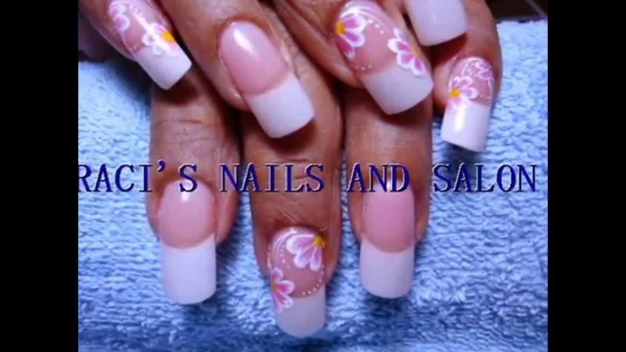 nail art srilanka by pracis nails and salon 0722866122 - YouTube