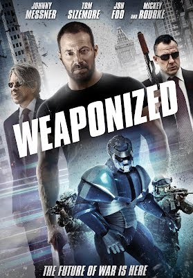 Image result for weaponized 2016 poster