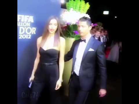 Cristiano Ronaldo Vs Irina shaky official video call