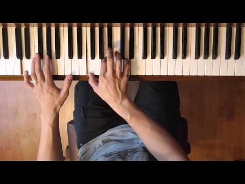 A Taste of Honey (Bigtime Jazz & Blues) [Intermediate-Advanced Piano Tutorial]