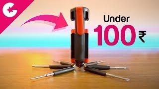Best Tech Gadgets Under Rs. 100