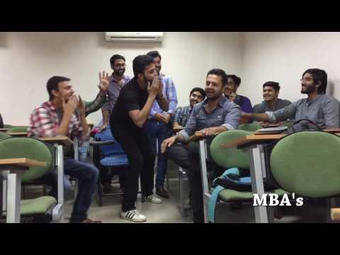 Ankh uthi By Shaheyar Ahsan   2017   MBA   Ucp Ki Tharki awam  