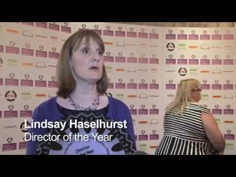Director Of The Year - FTA everywoman In Transport & Logistics Awards 2013