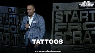 Russell Peters | Tattoos