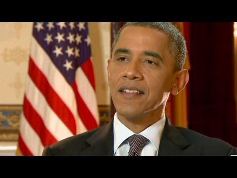 President Obama: Bob Marley raised my awareness