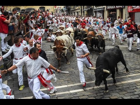 The Pamplona Running Of The Bulls: Explained