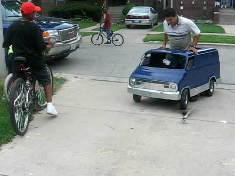 how to make a metal go kart body