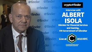 Better than Malta for Blockchain? Interview with Gibraltar's Minister for Finance
