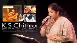 Oru Pokku Veyiletta Thazvaaram - Swarna Chamaram [1997] - KS Chithra
