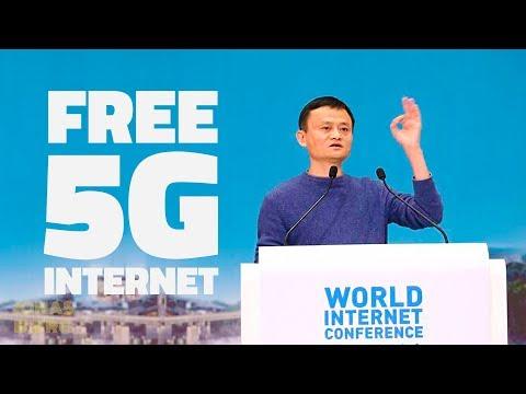 HOW 5G INTERNET WILL CHANGE THE WORLD   Jack Ma, Dr. Michio Kaku & Trae Vassallo