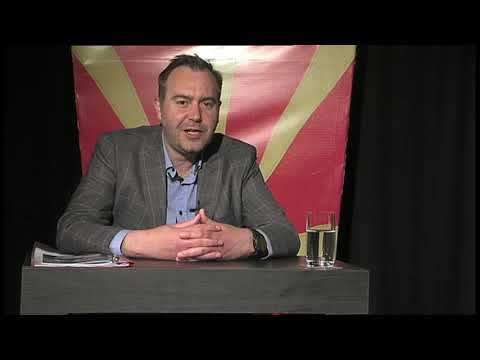 Избори 2019 емисија 12.04.2019 Константин Георгиески кандидат за градоначалник (СДСМ и коалицијата)