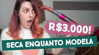 SECADOR DE R$3.000 QUE SECA, ESCOVA, CANTA, LAVA E CHORA - Karen Bachini