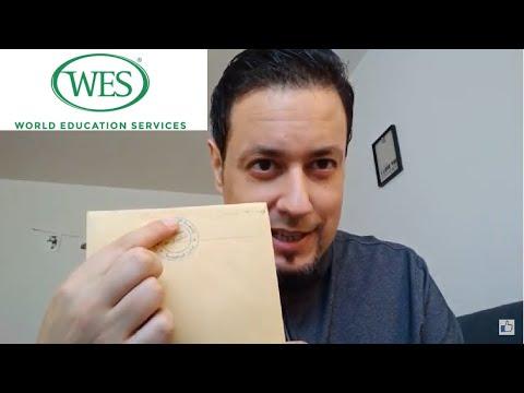 Download ✉ COMMENT FAIRE l'EDE AVEC World Education Services - WES 📩✉