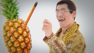PPAP Pen Pineapple Apple Pen Hysteria