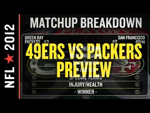 49ers vs. Packers, NFL Playoffs 2013 Preview: Matchup Breakdown and Predictions