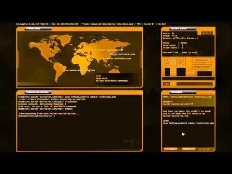 hacker Evolution ep1 |