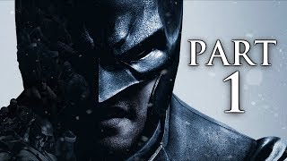 Batman Arkham Origins Gameplay Walkthrough Part 1 - Black Mask