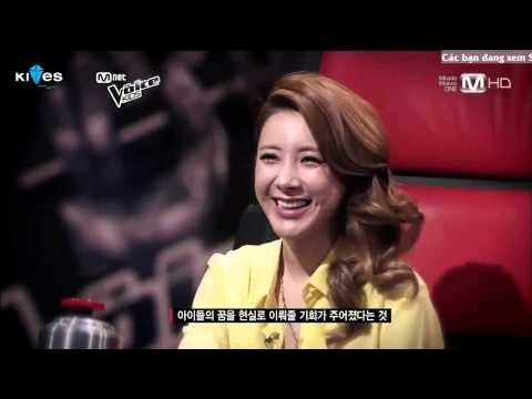 [Vietsub]The Voice Kids Ep 1 HD part 1/7