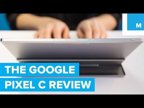 Google Pixel C Tablet Review | Mashable