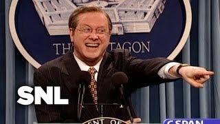 Donald Rumsfeld Cold Opening - Saturday Night Live