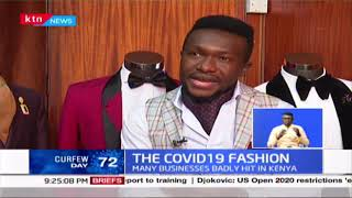 The COVID-19 Fashion: Covid?19 outbreak has left the fashion industry struggling