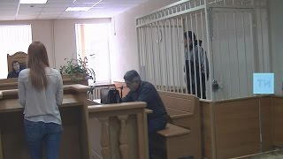 Казанская студентка рассказала в суде подробности нападения на нее неизвестного с рашпилем