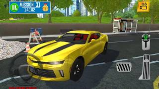 Multi Floor Garage Driver #7 - MUSCLE CAR Vehicle Unlocked Android GamePlay FHD