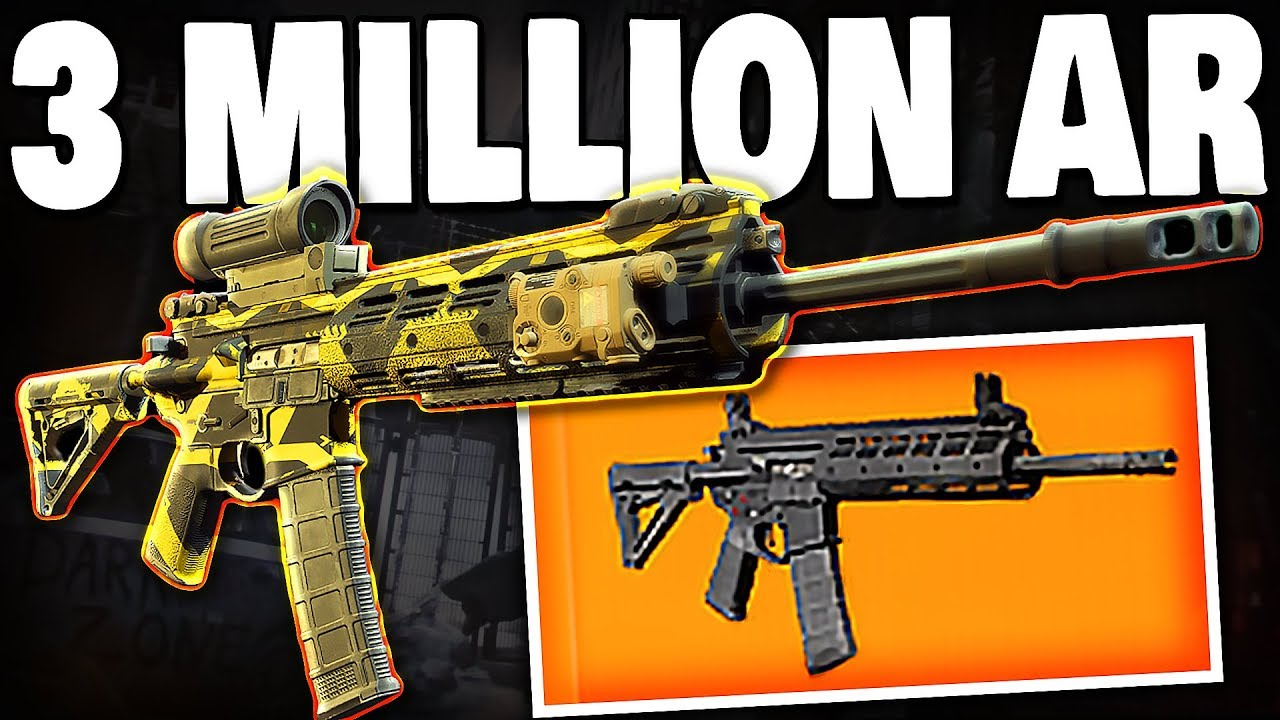 The Division 2 3 Million Dps Ar Build Crazy Damage Youtube