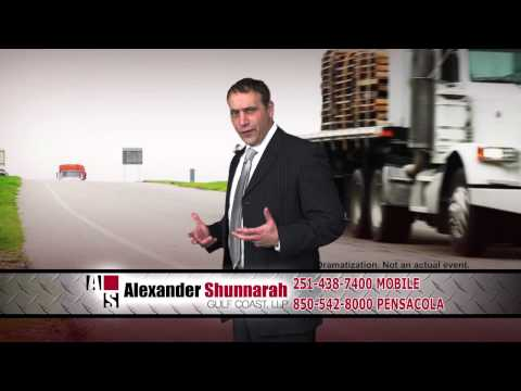 Alexander Shunnarah can be your Big Rig Accident Attorney in Panama City FL