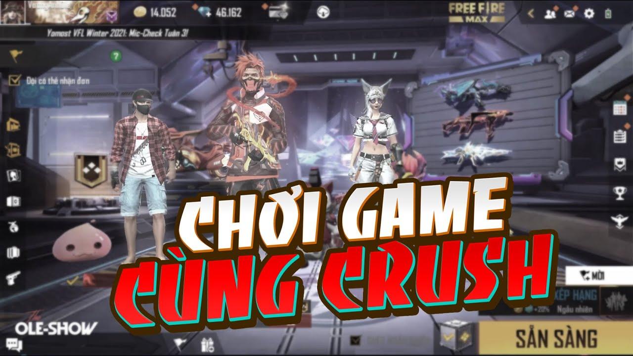 CRUSH RA MẮT NGƯỜI YÊU [THE OLESHOW GAMES] - CÂU CHUYỆN GAME THỦ #1