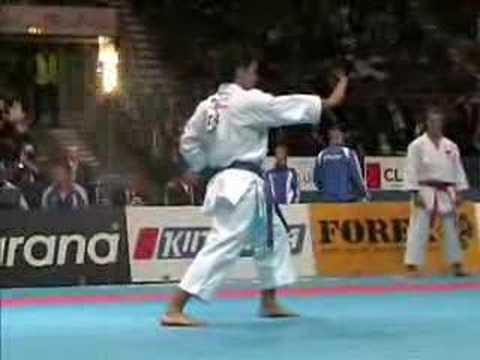 Antonio Diaz- Annan- 2006 WKF World Championship