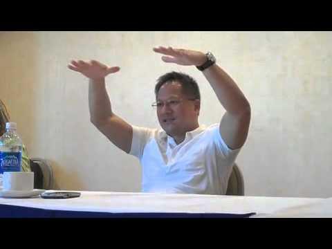 Jen-Hsun Huang über Fermis Probleme