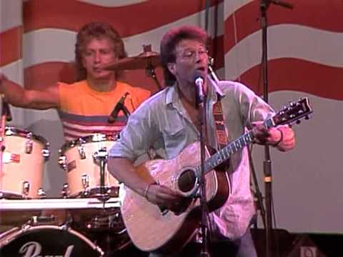 Jack Wagner - Common Man (Live at Farm Aid 1986)