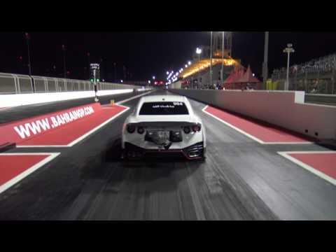 EKanooRacing's T1 R35 GTR NewWorld Record 7.168@209MPH