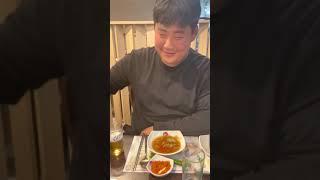 [30초먹방]한우 등심먹방 고기는 크게 크게!!!