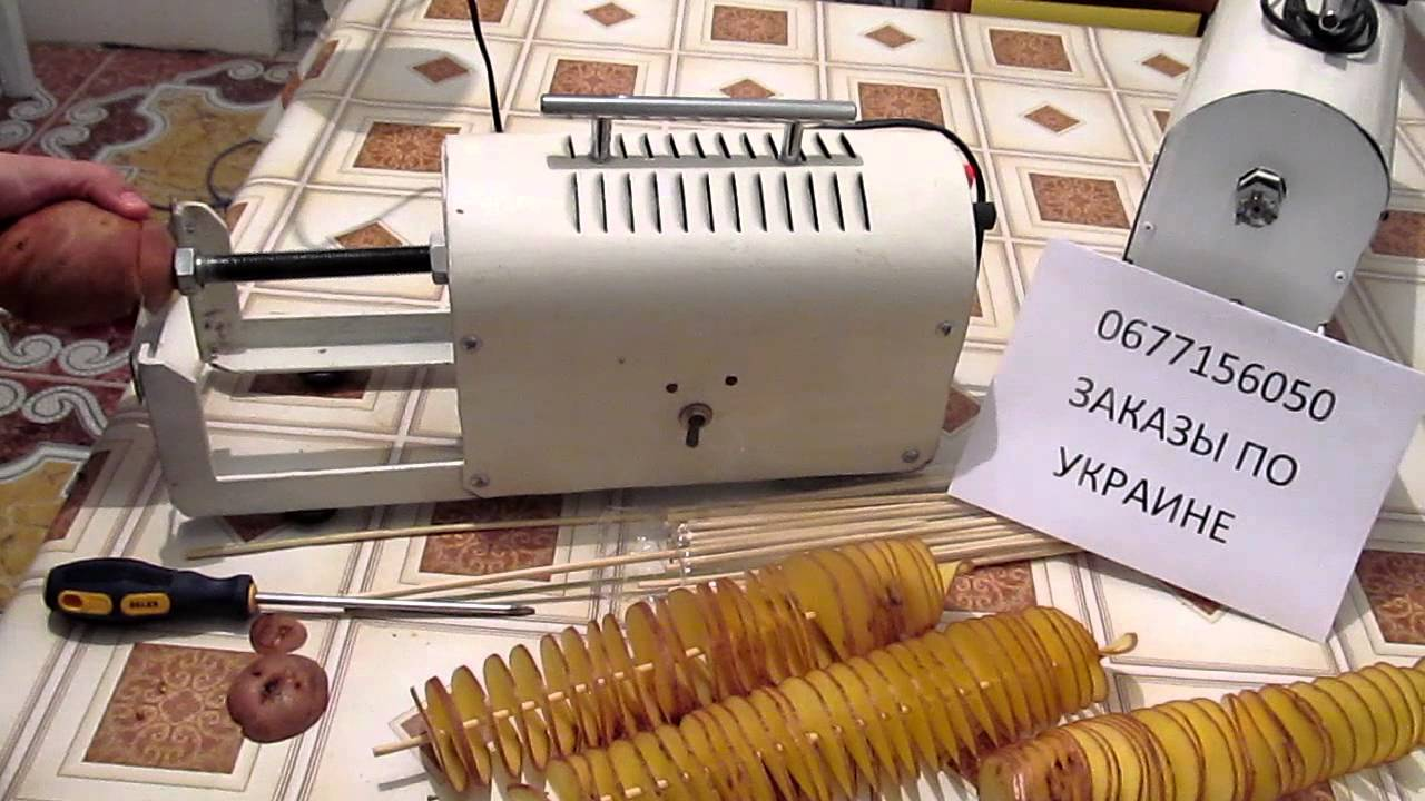 Нарезка картофель фри своими руками фото 227