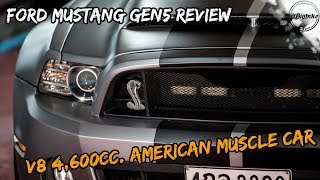 รีวิวรถ Ford Mustang V8 แต่ง Shelby GT500 | American Muscle Car Review