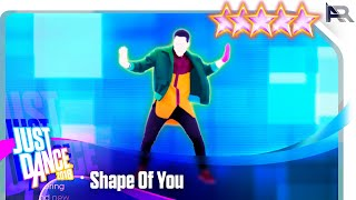 Just Dance 2018 - Shape Of You by Ed Sheeran | 5 Stars Gameplay