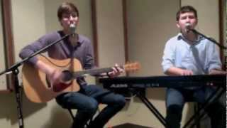 Paradise - Coldplay Cover (Ben and Chris Jones)