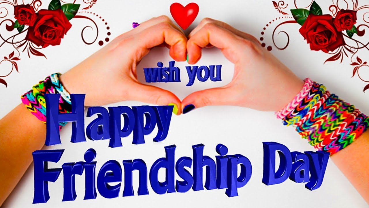Happy friendship day 2017 youtube happy friendship day 2017 kristyandbryce Images