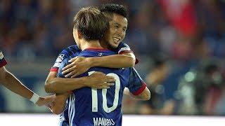 Sat, Jul 8, 2017 NISSAN Stadium 2017 MEIJI YASUDA J1 League 18th se...