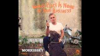 Morrissey - World Peace Is None of Your Business [Full Album]