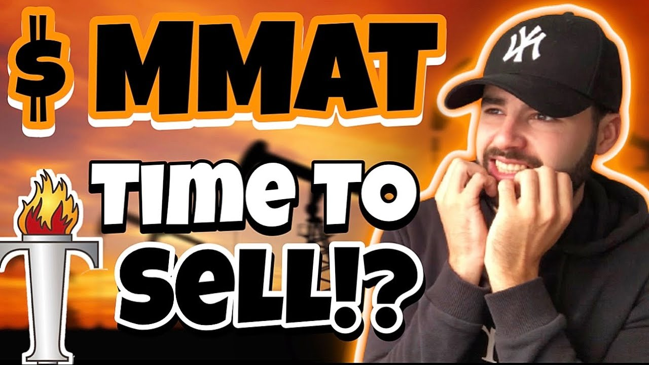 MMAT STOCK UPDATE! TRCH STOCK   MMATF   TIME TO SELL?