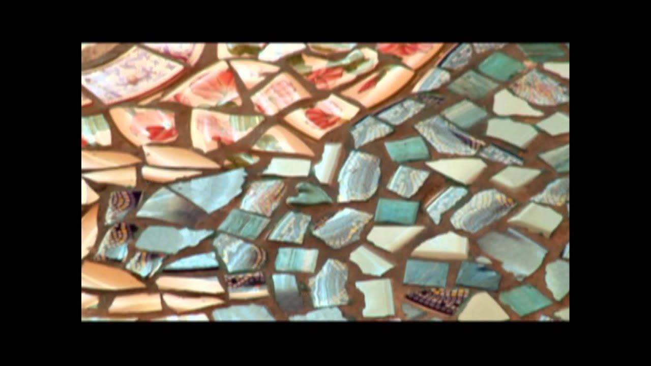 mosaic tile house/ santa monica /four houses/ part 3/louise's