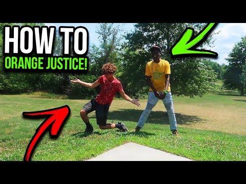 "HOW TO ""ORANGE JUSTICE"" DANCE TUTORIAL! EASY FORTNITE DANCE TUTORIAL!"