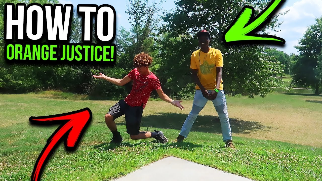 How To Orange Justice Dance Tutorial Easy Fortnite Dance Tutorial